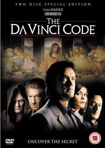 Da Vinci Sifresi The Da Vinci Code Hz Isa Magdanali Meryem Leonardo Da Vinci Tom Hanks Sinema Audrey Tautou
