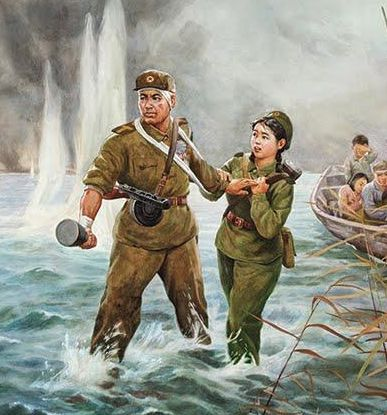 Contemporary North Korean Art:The Evolution of Socialist Realism at American University Museum, June 18 through August