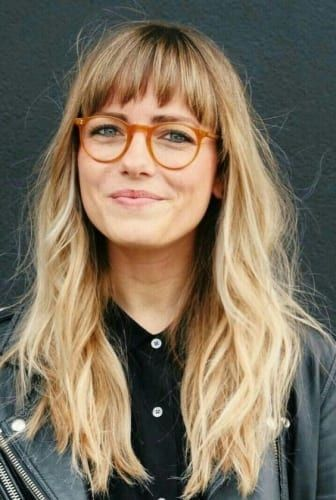 The 20 Different Types Of Bangs Which One Will You Pick My New Hairstyles Long Hair With Bangs Fringe Hairstyles Long Hair Styles