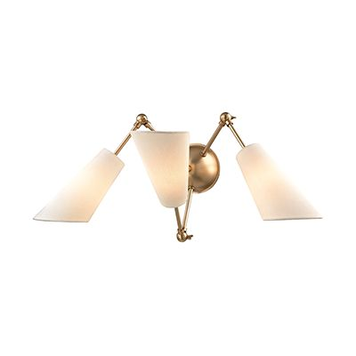 Buckingham Wall Sconce By Hudson Valley Lighting Bella