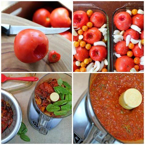 Marinara Sauce made easy