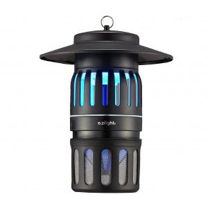 Lampe Uv Anti Moustique Ezilight Mosquito Piege A Moustiques