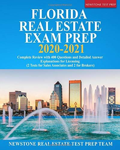 Download Pdf Florida Real Estate Exam Prep 2020 2021 Complete Review With 400 Questions And Deta Real Estate Exam This Or That Questions Florida Real Estate