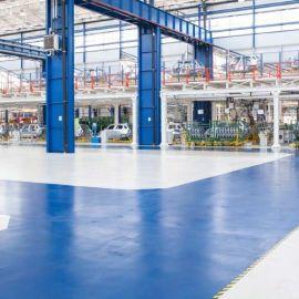 Factory Floor Paint Bundle Painted Floors Factory Floor Industrial Flooring