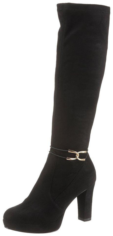 Tamaris High Heel Stiefelette bequem kaufen | Ackermann.ch