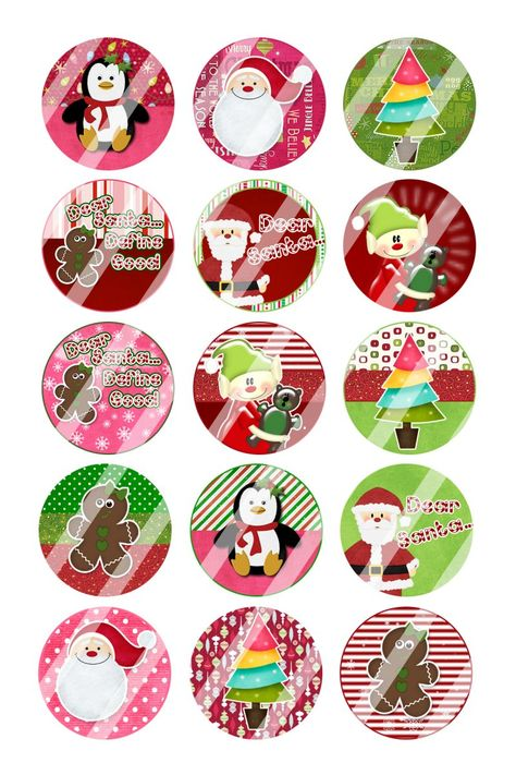 Christmas Image Sheet #3x