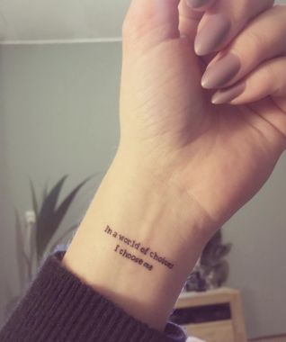 40 Inspiring Tattoos for a Fresh Start in the New Year   CafeMom