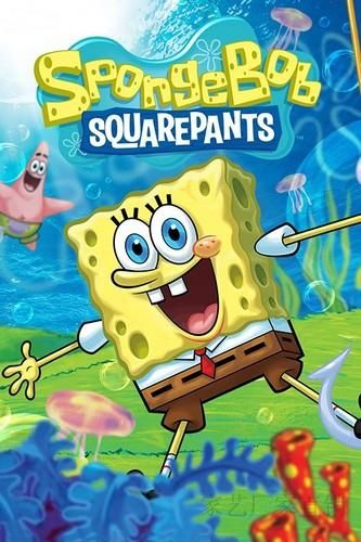 300-1000 Pieces SpongeBob SquarePants Jigsaw puzzle Collection - Model 7 - 1000 pieces