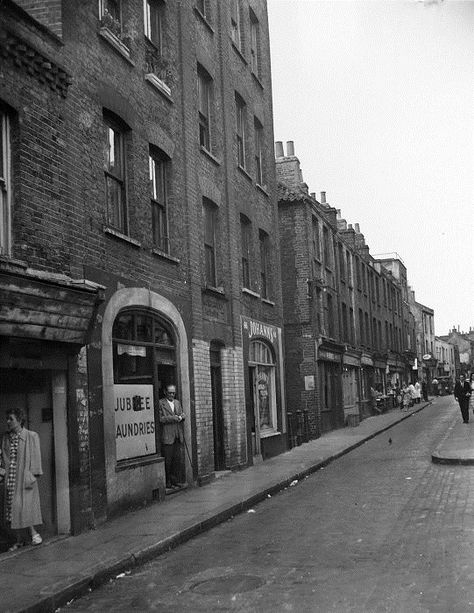 Old Montague Street, 1961