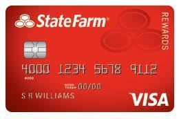 State Farm Rewards Visa Credit Card State Farm Rewards Rewards Credit Cards Visa Credit Visa Credit Card