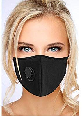 face mask n95 black