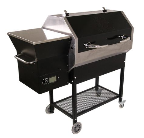 YS640s Pellet Grill - Yoder Smokers | Competition Grade BBQ