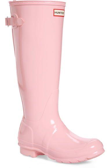 Pink Rain Boots Womens