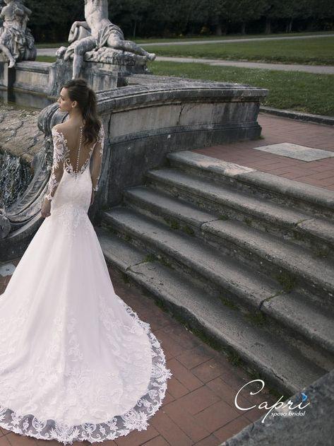 Catalogo Abiti Da Sposa 2018.Catalogo 2018 Capri Sposa Sposa Abiti Da Sposa Moda Sposo