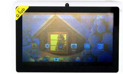 Alkbir تابلت اطفال جي تاب كيو 77 7 انش نظام اندرويد Tablet Electronic Products Children