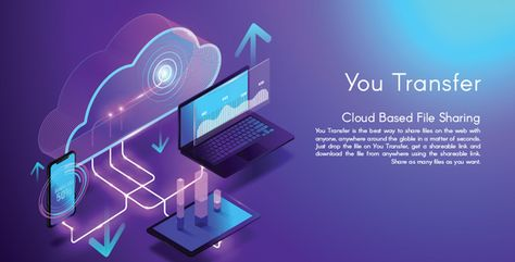 YouTransfer – Cloud based File Sharing Script | Codelib App