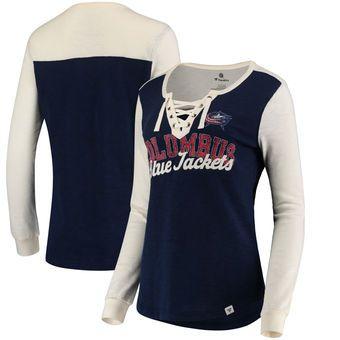 columbus blue jackets women's jersey
