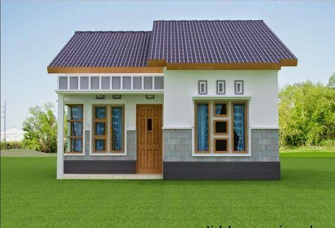 desain rumah sederhana nan elegankeren desain rumah