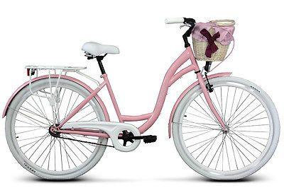 Details Zu Polbaby Goetze Cream Metallkorb 28 Zoll Eco Fahrrad