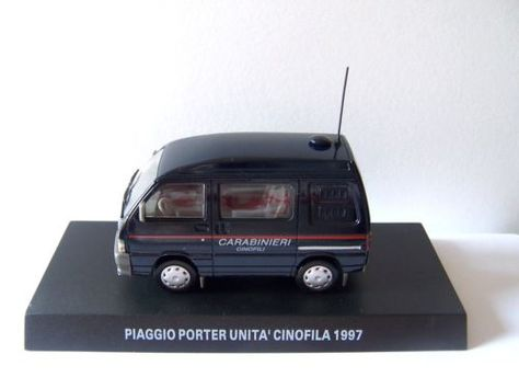 pinko pi64 1 43 piaggio porter italian army resin model car | ebay