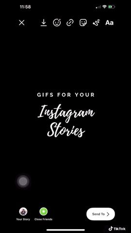 Gif Keywords To Use For Your Instagram Stories Instagram Story Instagram Story Ideas Instagram