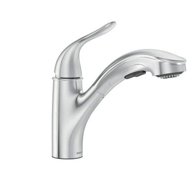 Brecklyn Pullout Kitchen Faucet Chrome Pull Out Kitchen Faucet