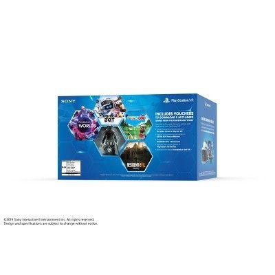 Sony Playstation Vr Mega Pack Bundle Playstation Resident Evil 7 Biohazard Sony