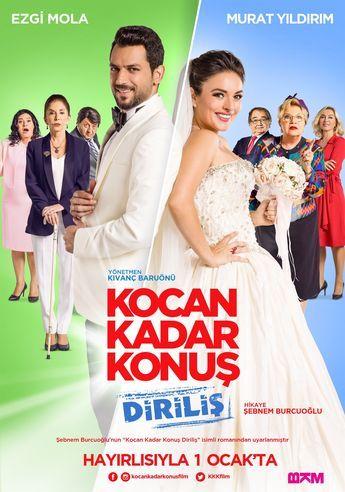 Kocan Kadar Konus 2 Dirilis Sansursuz 720p Full Izle Film Sinema Romantik Filmler