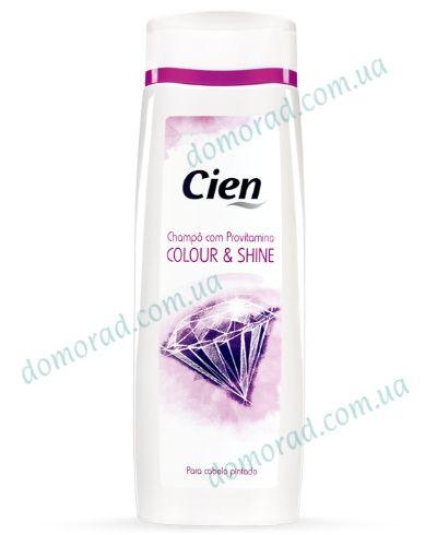 Cien Provitamin Shampoo Anti Schuppen Cien Provitamin Shampoo Color Shine Cien Provitamin Shampoo Volume Style Cien Provitamin Shampoo Repair Ca