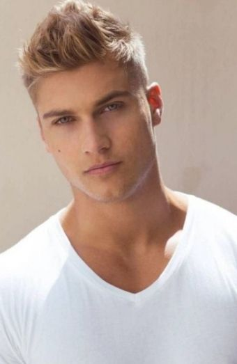 Image For Frisuren Manner Blonde Strahnchen Frisur Jungs Jungs