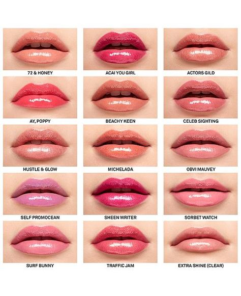 Smashbox Gloss Angeles Lip Gloss & Reviews - Makeup - Beauty - Macy's