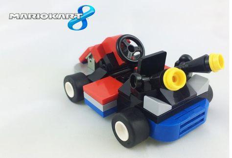 Mario Kart 8 Ldd Lego Mario Lego Creations Mario Kart 8