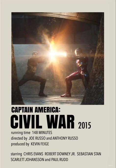 Captain America civil war by Millie