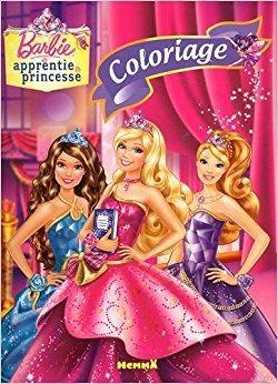 competitive price website for discount lace up in Télécharger Barbie apprentie princesse : Coloriage Gratuit ...
