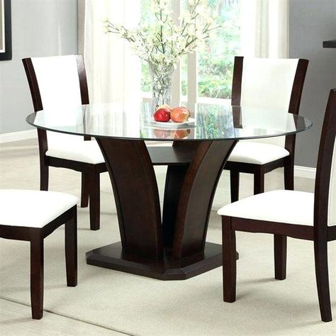 glass top dining table sets glass top dining table sets ...