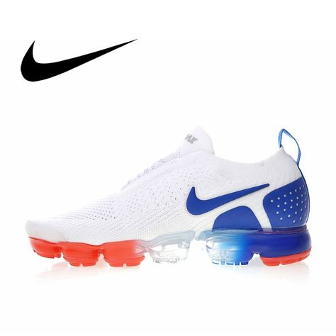 Original Authentic NIKE AIR VAPORMAX 2.0 FK MOC Men's Running Shoes Sports Shoes Outdoor Quality and Comfortable AH7006-400 - Zitoca Sport & Health Store #sneakers #runningshoes #shoes