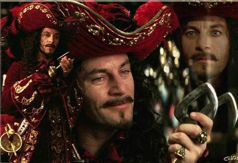 Jason Isaacs Fan Art: Captain Hook