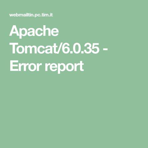 tomcat 6.0.35