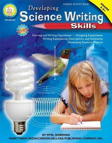 Mark Twain - Developing Science Writing Skills, Grades 5 - 8 - Default