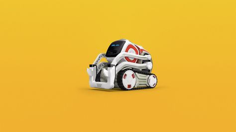 Anki's Cozmo can express itself with over 530 animations