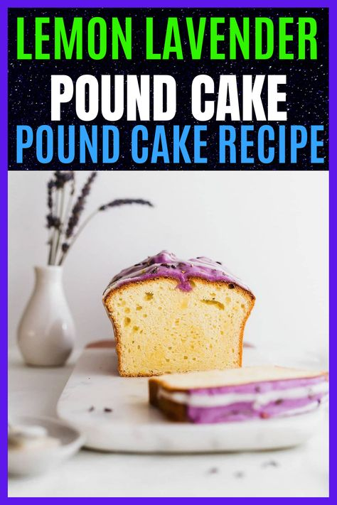 Hope you had a good easter long weekend... Looking forward to all the spring flavors, like this Lemon Lavender Pound Cake. You can make it as your choice, like if you are finding pound came for make birthday cake recipes than it's super easy recipe. #lemonpoundcake #birthdaycake #lamoncake #poundcake #poundcakerecipe