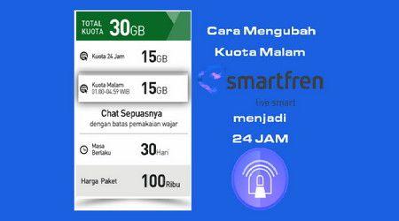 Cara Mengubah Paket Kuota Malam Smartfren Dengan Anonytun Https Ift Tt 3gue5ex Malam