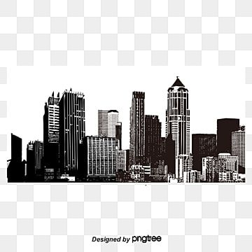 Pictures Of The Famous City Building City Clipart City Vector Building Vector Png Transparent Clipart Image And Psd File For Free Download City Vector Silhouette Pictures City Buildings