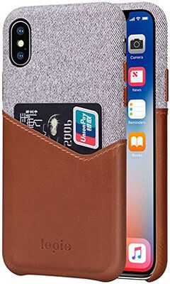 pretty nice fd9e2 d1e03 Top 20 Best iPhone X Wallet Cases in 2019 Reviews | Best iPhone X ...