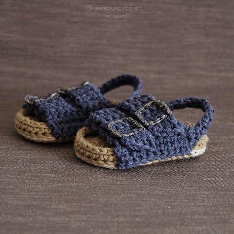Birkenstock style baby