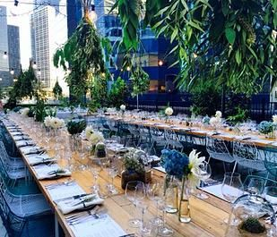 Tonic house rooftop wedding venues