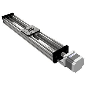 The C Beam 500 Actuator Kit Is A 500mm Long Linear Actuator Driven By Our Acme Lead Screw The Kit Is An Easy Way To Get All The Pi Diy Cnc Router
