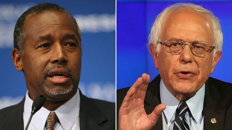 Sunday on 'This Week': Ben Carson and Sen. Bernie Sanders