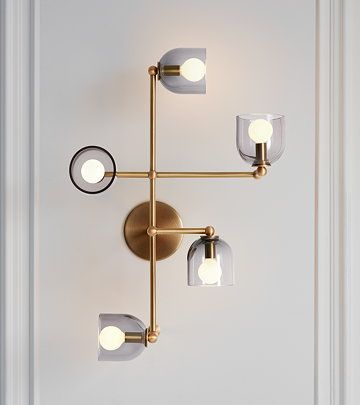 Lightmaker Studio Unveils New Wall Sconces Contemporary Wall Lamp Sconces Wall Sconces