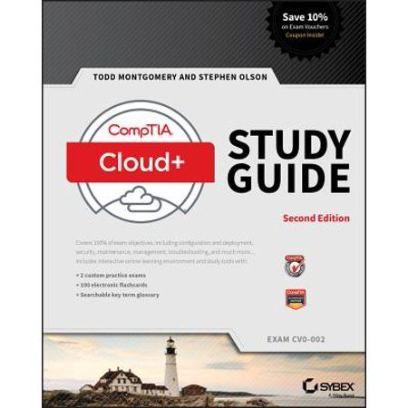 Comptia Cloud Certification Study Guide Books In 2019 Study Practice Exam